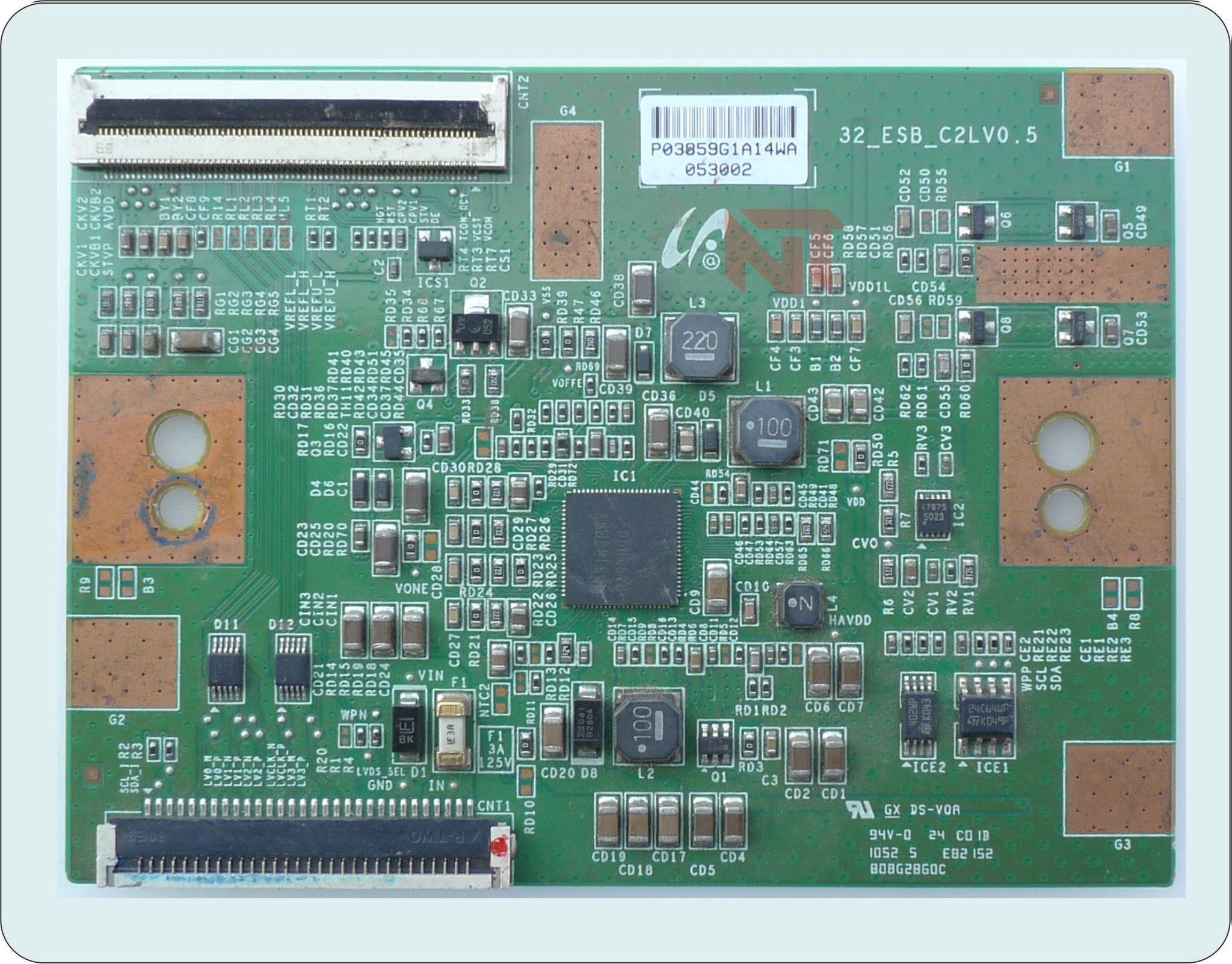 t con board block diagram wiring library LG 55Lv9500 T-Con Board 6_32_esb_c2lv0 5 32_esb_c2lv0 5 t con board