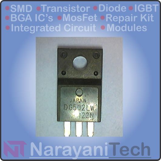 DG502LW IGBT