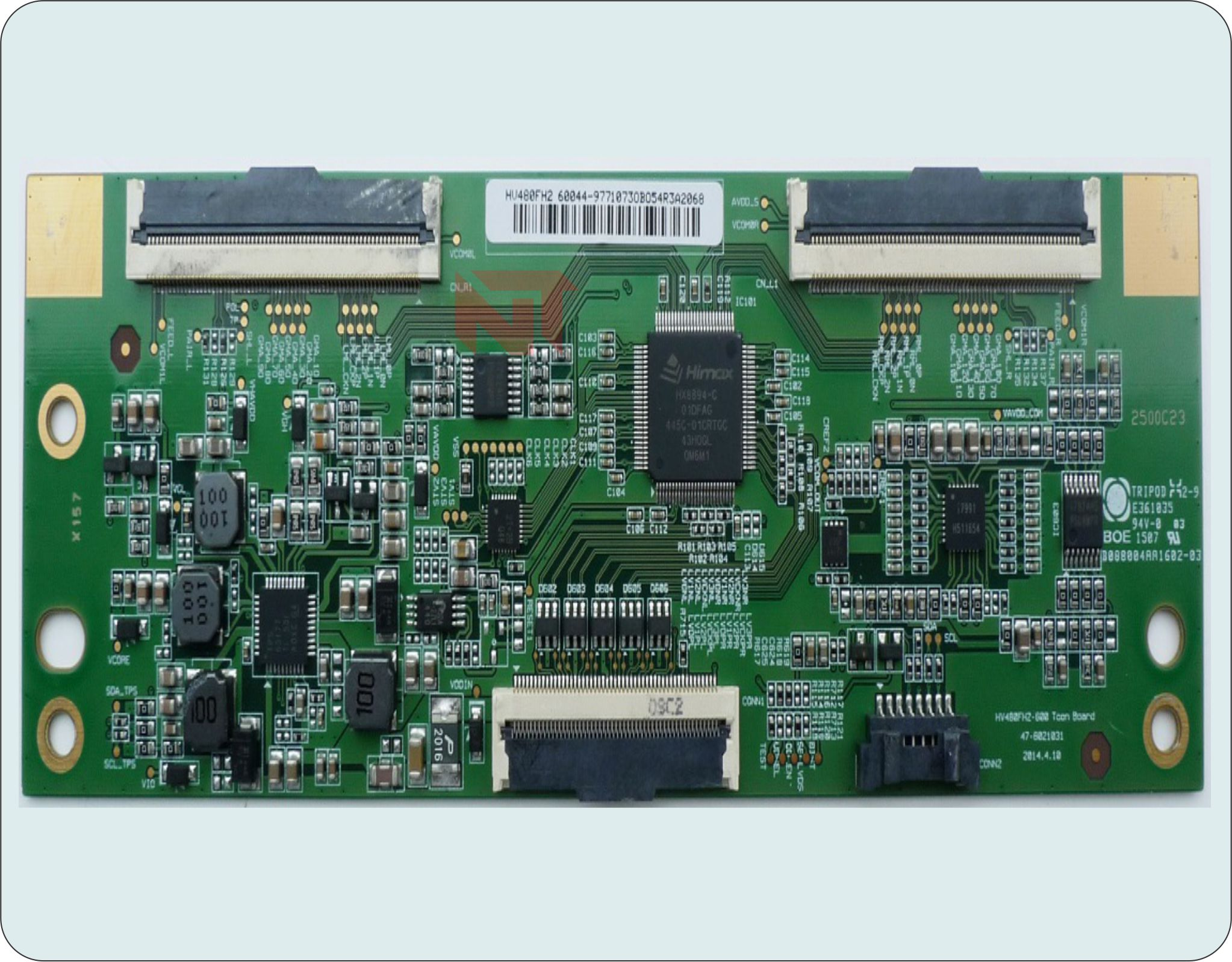 Tcon Boards Archives Electro Help 32 Inch Philips Lcd Tv Power Supply Smps Schematic Hv480fh2 600 47 6021031 T Con Board
