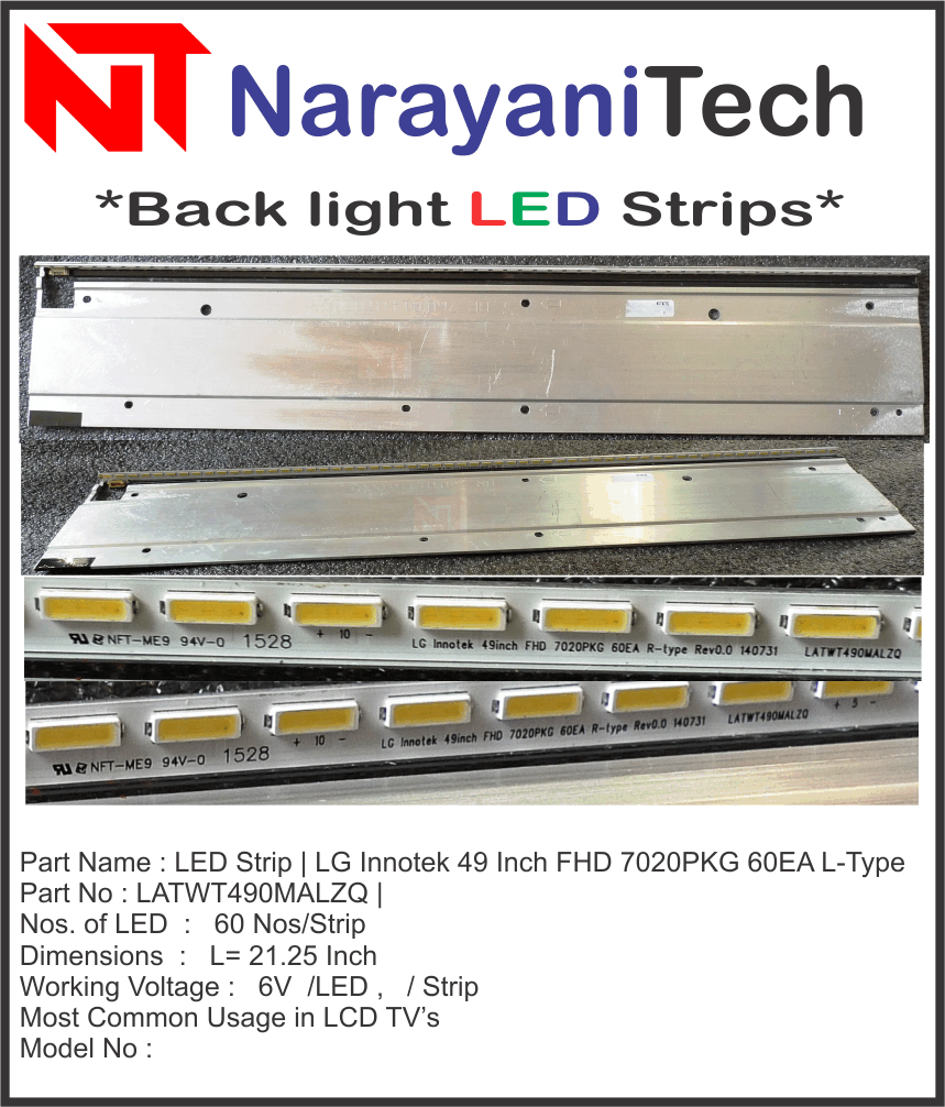 Types of LED strips