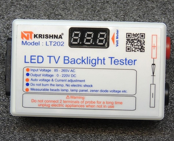 Krishna Lt202 Led Tv Back Light Tester on led current regulator circuit