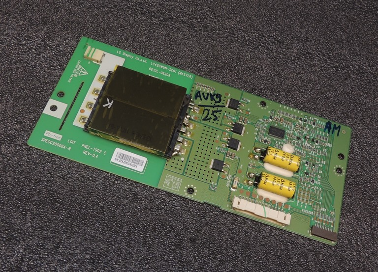 6632L-0620A Inverter Board TH-L42U30D - NarayaniTech com