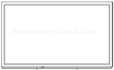 Panasonic MD50H15C2T Plasma Display Panel TH-P50XT50D