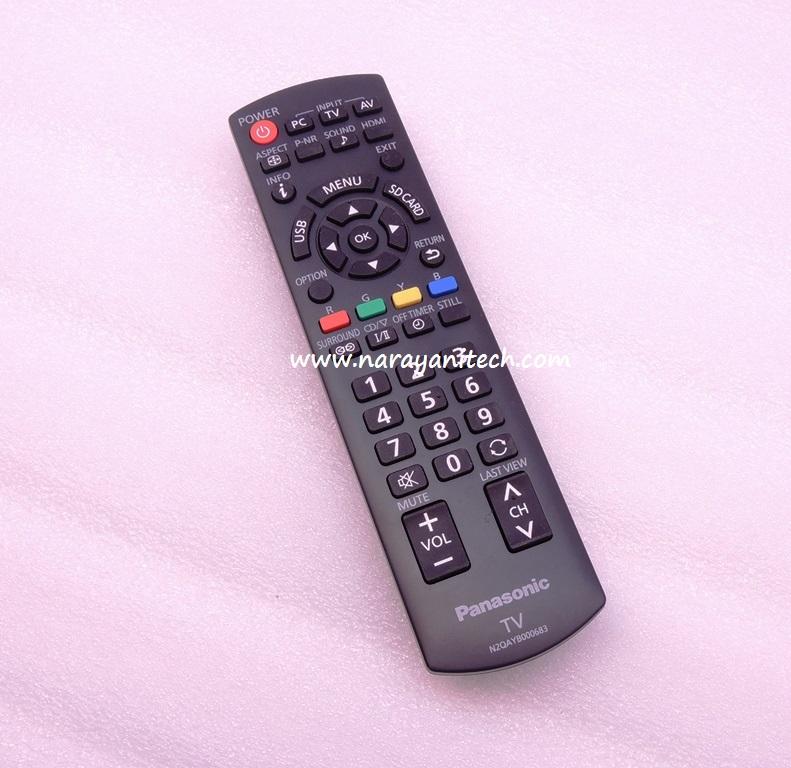 N2qayb000683 Remote Control Panasonic Th L32c4d