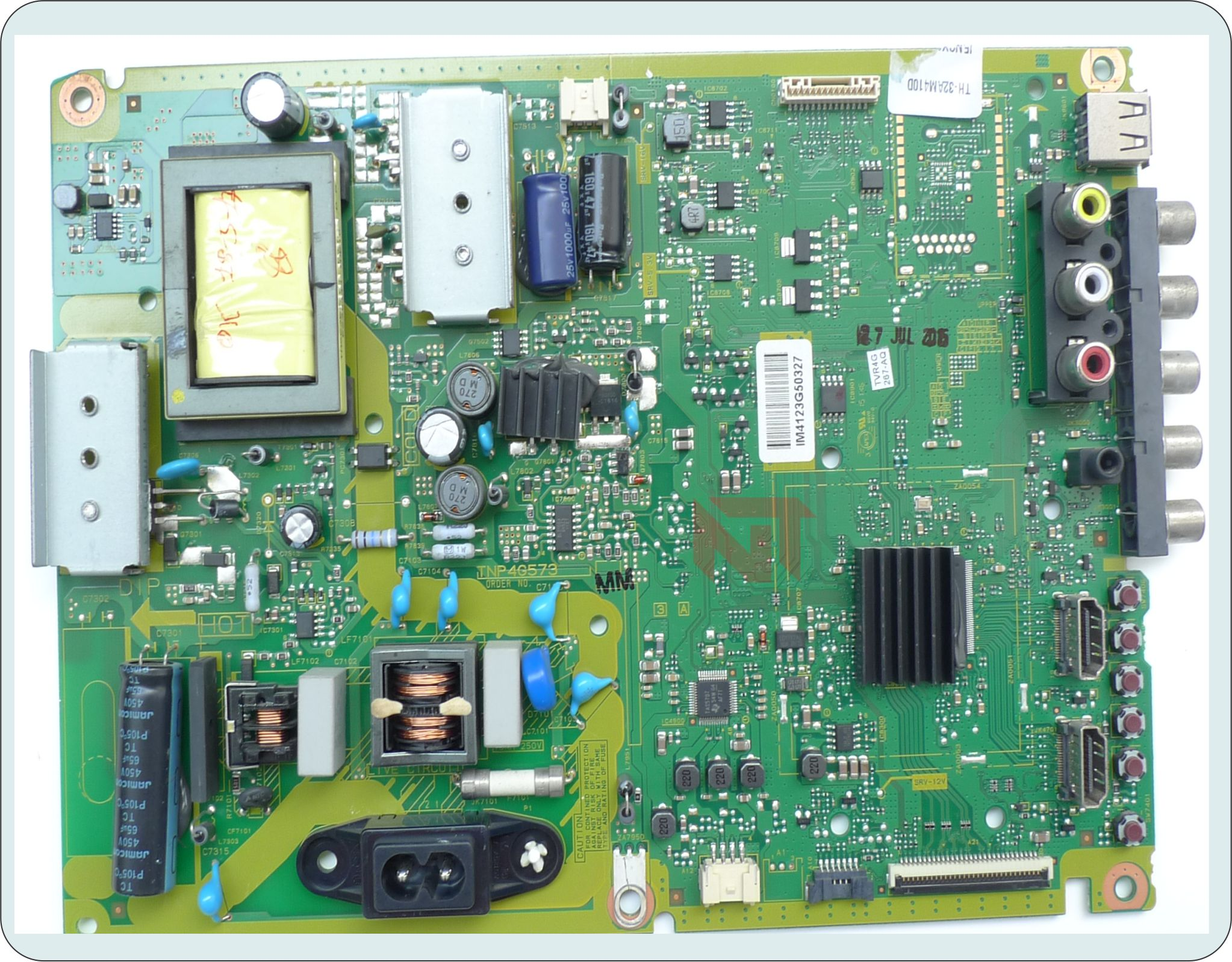 TNP4G573 MM Combo Board Panasonic TH-32AM410D