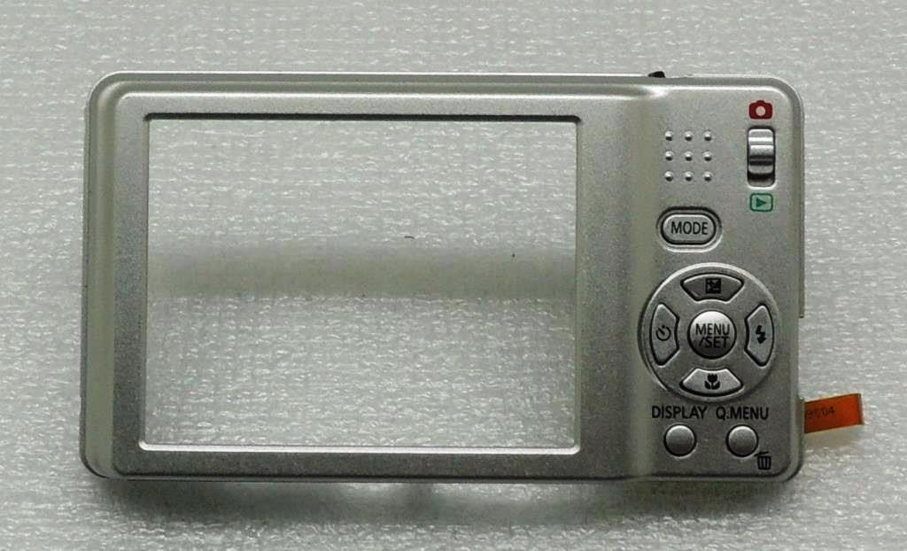 Panasonic VU6361420020 Rear Case Unit